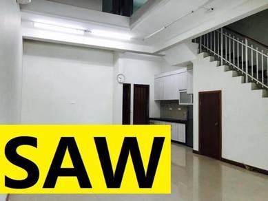 Bukit Dumbar Residence 3 Storey Terrace Seaview Jelutong (WORTH BUY)