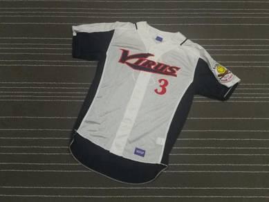VIRUS 3 by REWARDS baseball jerseys size xL