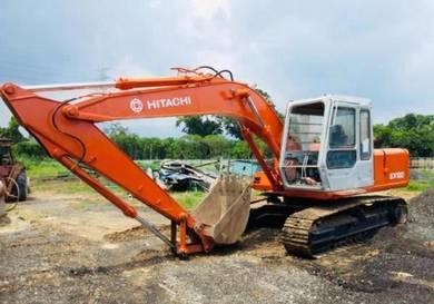 Hitachi EX120 Excavator For Sales Direct Owner