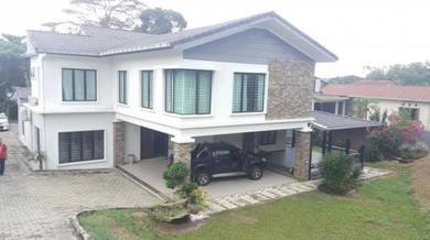 Freehold Non Bumi Lot Bungalow Rasah Jaya
