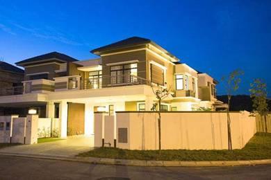 RUMAH TERES 2 TINGKAT 20x65 0% Down Payment FREEHOLD nr Putrajaya