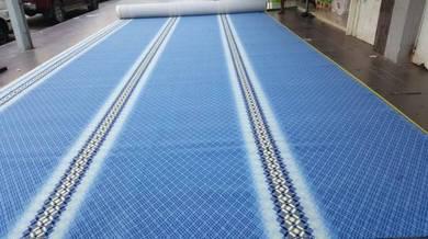 Promosi Carpet Surau dan Masjid,siap pasang