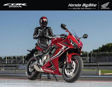 New Honda CBR650R FREE GIFT ITEMS X 16