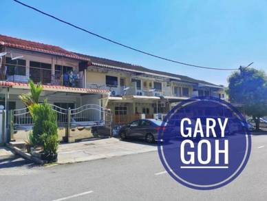 2 Storey Terrace 2000sqft Air Ayer Itam Renovated Freehold