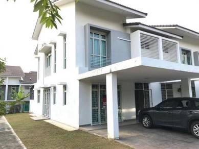 Double storey the pines, precinct 11, putrajaya for sale