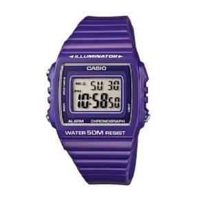 100% Original Casio Watch W-215H-6A