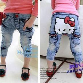 Long Pants Jeans 0002