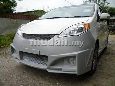 Perodua Alza Wald Black Bison Bodykit