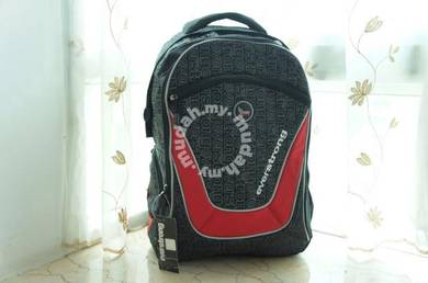 BB146 Everstrong Red Lining Back Pack