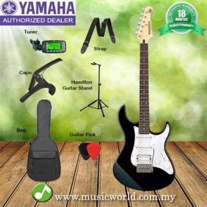 Yamaha electri guiitar pac012bk