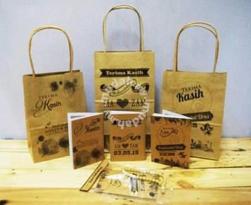 Paper bag craft & yaasin craft(new)