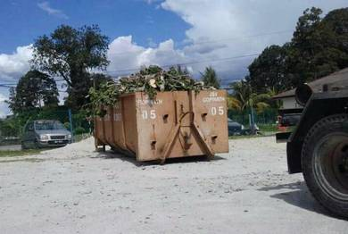 Perkhidmatan Tong Sampah Roro