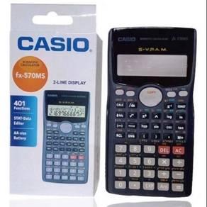 Readystok * CASIO SCIENTIFIC FX-570MS