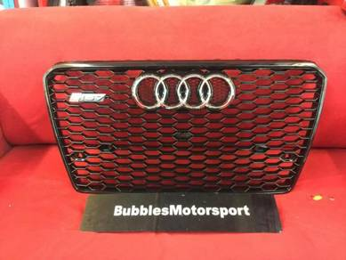 Audi A7 RS Style SPORT front grille