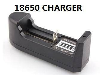 Universal 18650 Battery Charger with auto cut off