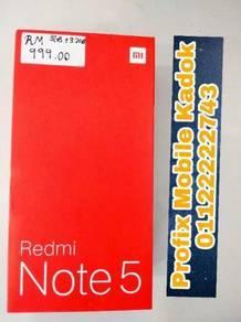 Redmi note 5 tersohor