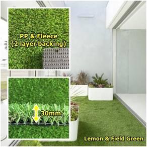 Rumput Tiruan C30mm semulajadi Artificial Grass