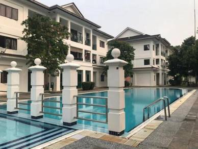 Polo Park Town House, Full Loan Permas Jaya