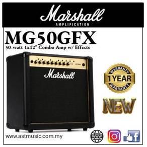 Marshall MG50 Watt GFX Combo Guitar