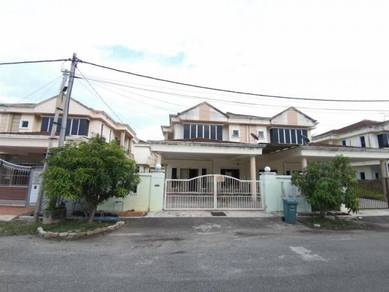 Taman Rimba Mentakab Double Storey Semi-D House