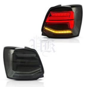 Volkswagen polo light bar tail lamp vland