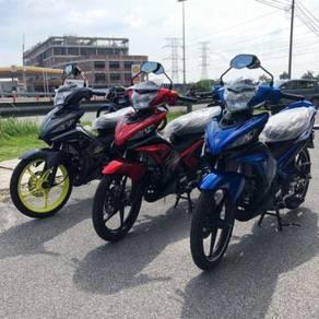 Yamaha lc135 135lc lc low dp low pakar