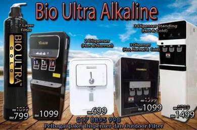 Penapis Air Water Filter Dispenser Bio Ultra KUB21