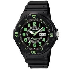 100% Original Casio Watch MRW-200H-3B