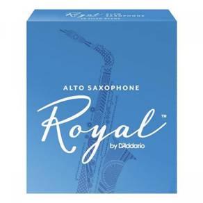 Royal By D'Addario Alto Saxophone Reeds