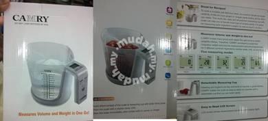 CW Kitchen & Weight Digital Scale berat penimbang