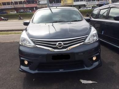 Nissan livina impul 3 bodykit with paint body kit