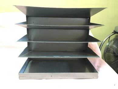 A4 Tray Metal