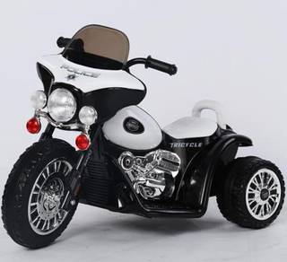 Kids Electric Car Ride on Motorcycle for 3-8 Years