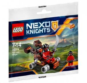 LEGO Nexo Knights 30374 The Lava Slinger