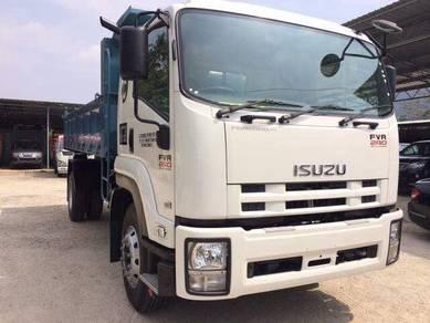 ISUZU 11 tons to 30 tons Trucks