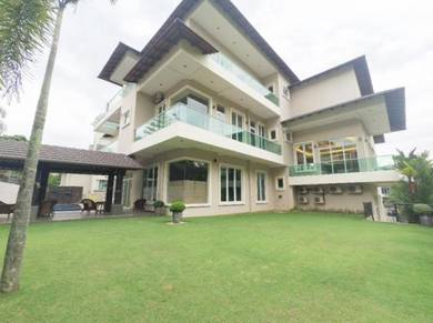 Luxurious 5 stry bungalow in country height, kajang for sale