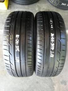 Tayar 205 - 40 - Rim 18 Dunlop RUN FLAT.95%