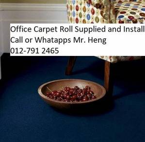 Plain Carpet Roll with Expert Installation t576y6