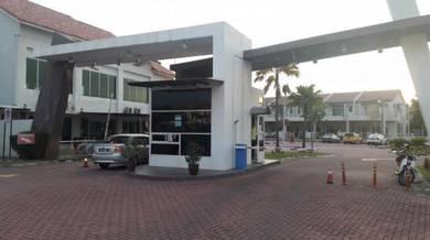 2 storey Terrace (full reno), Villa Mutiara, Simpang Ampat