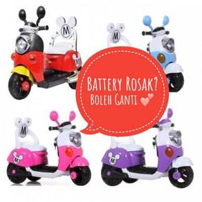 6V Rechargeable Battery for children electric car