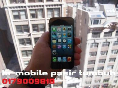 Set-used iphone 5- 32gb