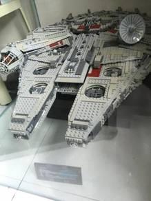 LEGO Star Wars Millennium Falcon 10179 1st edition