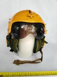 Army Helmet - Yellow