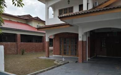 Rumah Semi - D Double Storey Taman Pokok Mangga