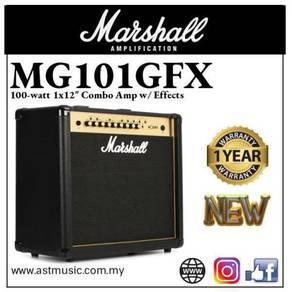Marshall MG101 Watt GFX Combo Guitar Ampifier
