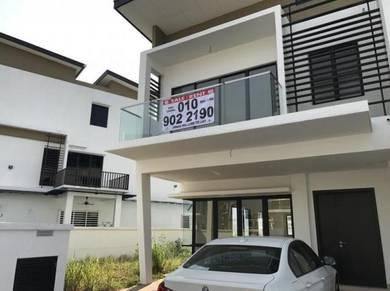 2sty Endlot Extra Land Terrace House 41x70 Rawang Kota Emerald Anggun3