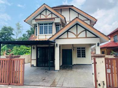 Cheapest 2 Sty Bungalow House 3150 SF, Taman Desa 2 Country Homes