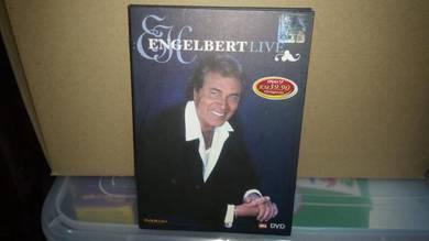 DVD Engelbert Humperdinck - Live