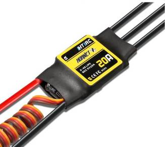 HTIRC Hornet 2-4S 20A Brushless ESC With 5V/2A BEC