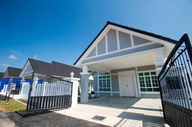 Anjung Gapam Single Storey Bungalow 50' x 80'
